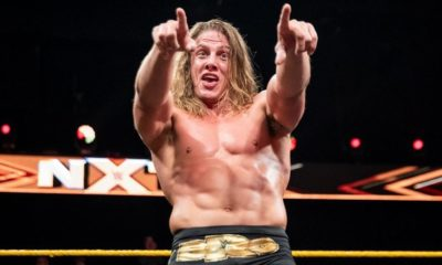 Kassius Ohno will face Matt Riddle next week at NXT