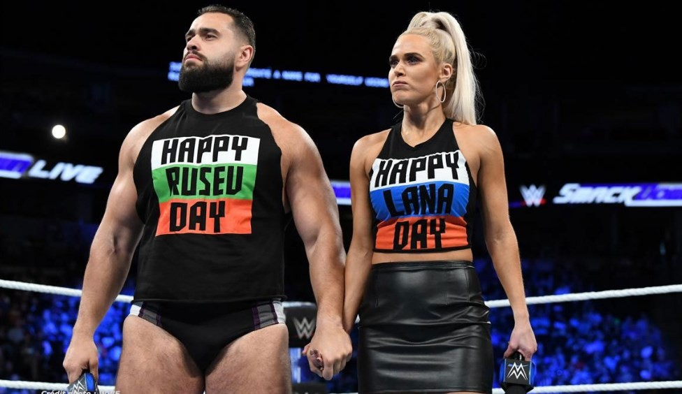 Survivor Series will take place without Rusev and Lana?