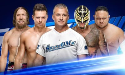 WWE SmackDown Live November 13, 2018 Preview