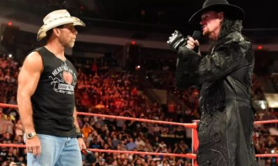 Why HBK vs. The Undertaker would not be the best idea