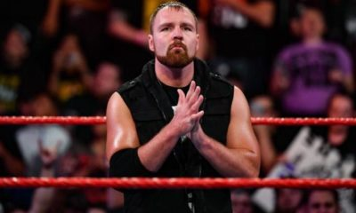 Reason why Dean Ambrose was in Saudi Arabia but did not appear in Crown Jewel