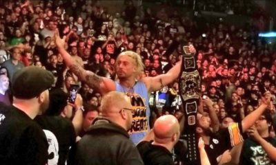 Enzo Amore tries to invade Survivor Series!