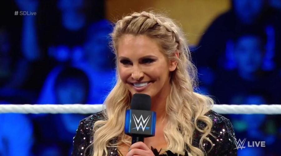 Charlotte Flair confirms heel turn during SmackDown Live