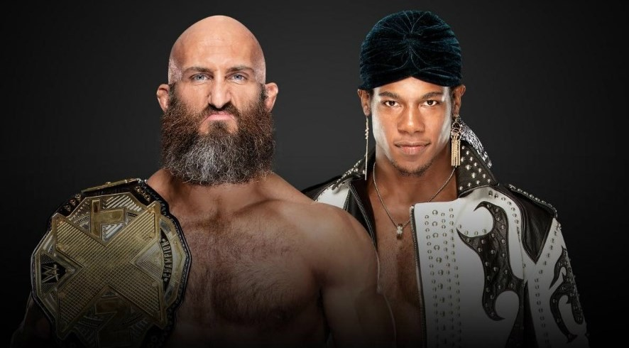 Tommaso Ciampa and Velveteen Dream will fight for the NXT title at TakeOver: WarGames