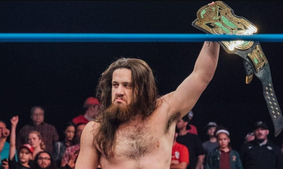 Trevor Lee on the way to WWE NXT?