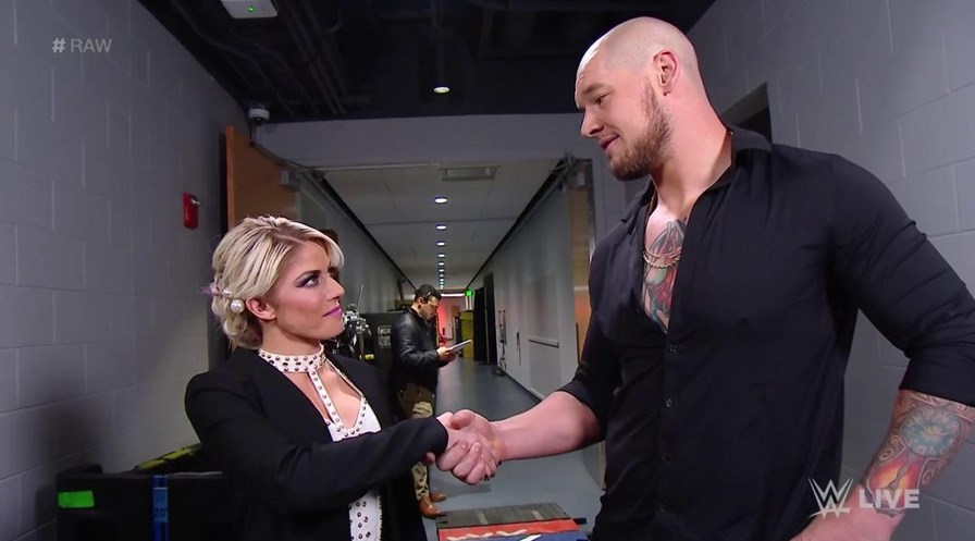 Alexa Bliss becomes supervisor of the RAW women's division