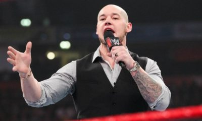 Baron Corbin will be the captain of the team RAW at WWE Survivor Series