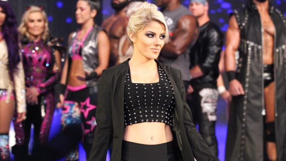 A new role for Alexa Bliss in Raw?