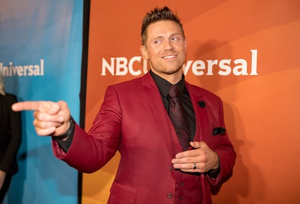 The Miz, on the way to becoming the new idol in WWE?