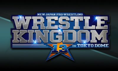 NJPW Wrestle Kingdom 13 will be broadcasted globally through Fite TV