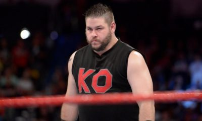 Kevin Owens renewed contract with WWE until 2023