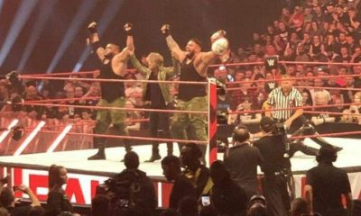 WWE RAW Spoiler: AOP Becomes the new Tag Team Champions