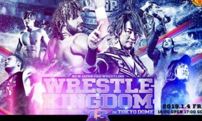 Several PWG talents will be participating in NJPW Wrestle Kingdom 13