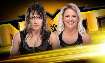 WWE NXT November 21, 2018 Preview