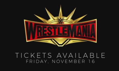 WWE changes the dates of their shows for the Wrestlemania 35 weekend