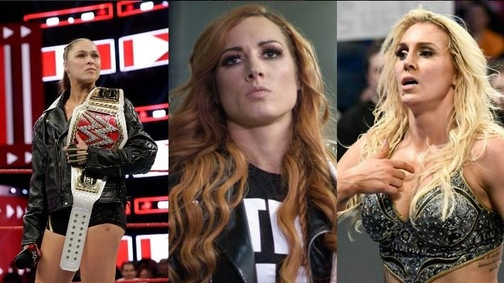 WWE does not rule out a Women's Triple Threat at WrestleMania 35