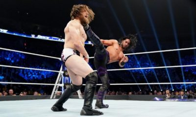 SmackDown Live: Superstars' reactions to Mustafa Ali's performance