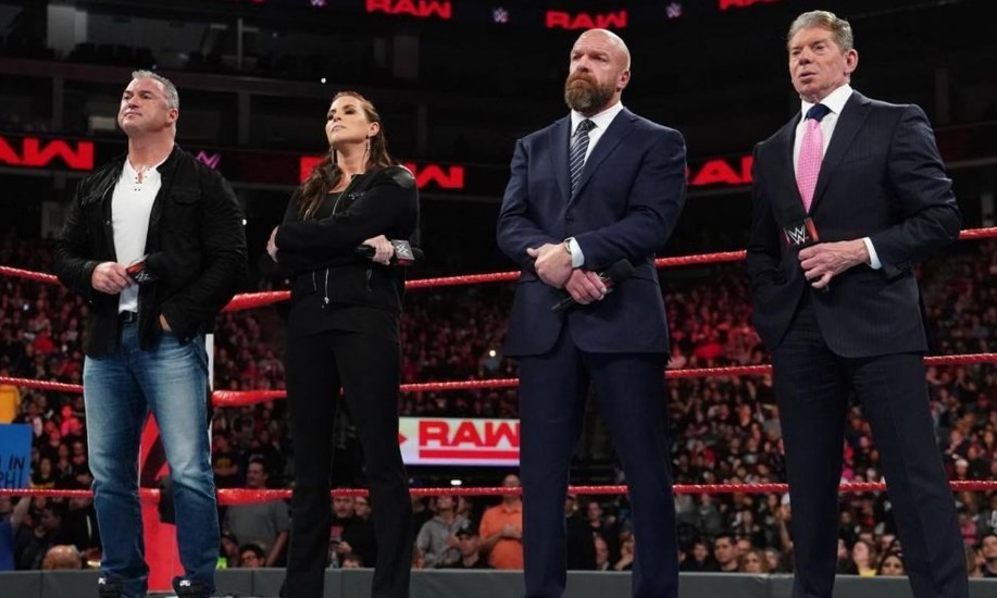 Low Ratings put a WWE TV deal at risk