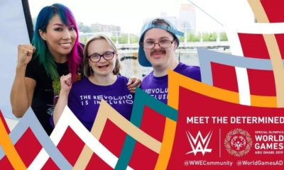 WWE Announces Alliance with Special Olympics World Games in Abu Dhabi 2019