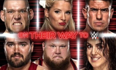 New superstars announced for WWE's main roster