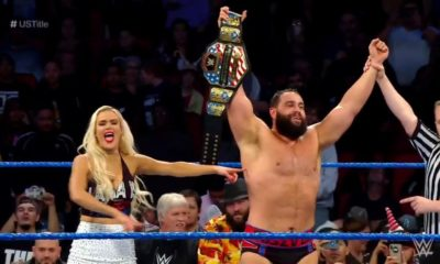 WWE SmackDown Live December 25, 2018 Results
