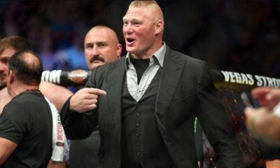 Brock Lesnar has signed several agreements with WWE, According to Dana White