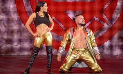"Andrade ""Cien"" Almas not satisfied with his place at SmackDown Live"