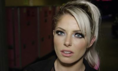 Possible Reasons why Alexa Bliss has taken a greater role on Monday Night RAW