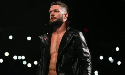 Finn Balor returns to action in a WWE live show