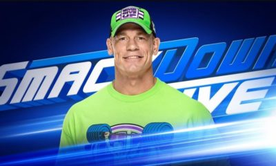 John Cena will appear on SmackDown Live next week
