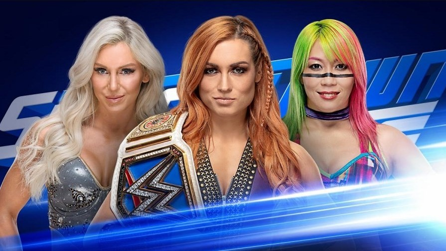 WWE SmackDown Live December 4, 2018 Preview