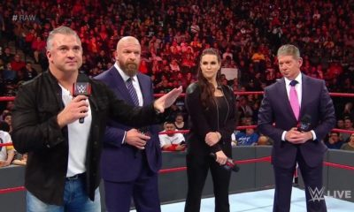 Vince McMahon announces future changes for major WWE brands