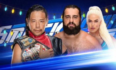 WWE SmackDown Live December 25, 2018 Preview