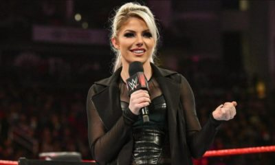 Alexa Bliss receives green light from doctors to return to ring