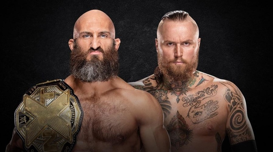Tommaso Ciampa will defend the NXT title against Aleister Black at TakeOver: Phoenix