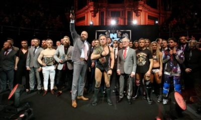 A blacklist of companies revealed for the WWE new additions