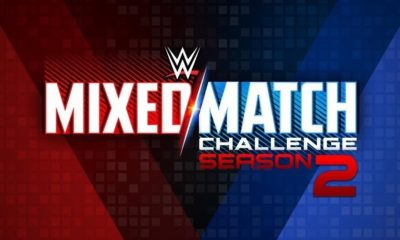 Possible plans for the WWE Mixed Match Challenge final
