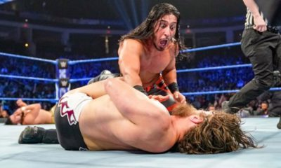 Bryan hurt? Difficult beginnings for Mustafa Ali at SmackDown Live!
