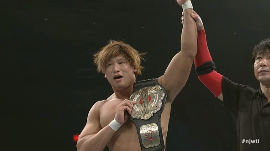 NJPW World Tag League 2018 Results (12/9) - Final