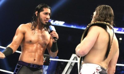 Daniel Bryan to face more 205 Live superstars in the coming weeks