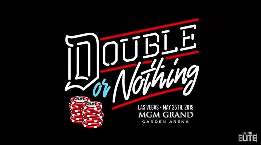 AEW announces the Double or Nothing event for next May 25