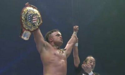 Wrestle Kingdom 13: Juice Robinson wins the IWGP United States Championship