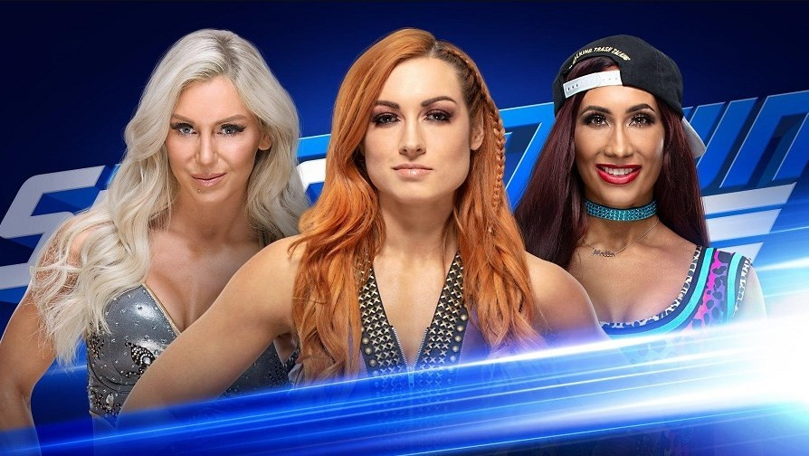 WWE SmackDown Live January 8, 2019 Preview
