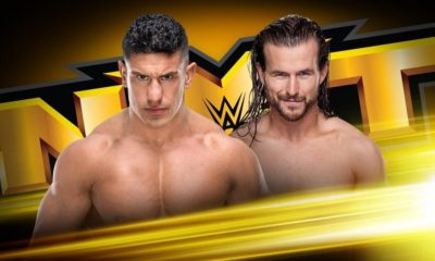 WWE NXT January 9, 2019 Preview
