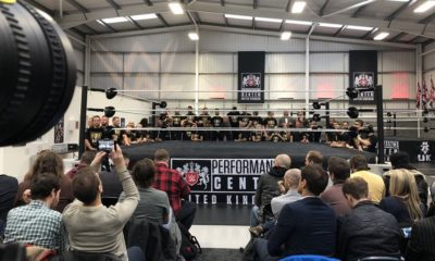 WWE opens the first International Performance Center in the United Kingdom