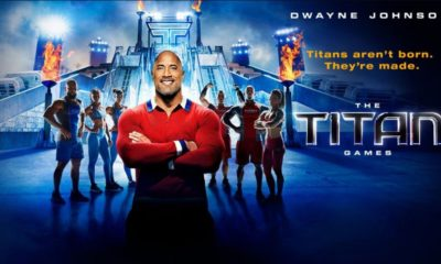 """The Rock launches its new series """"The Titan Games"""""""