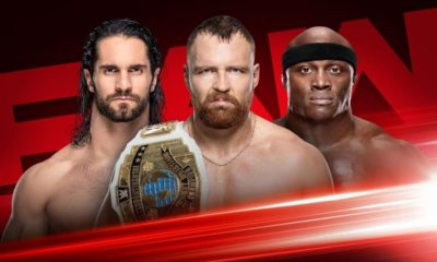 WWE Monday Night Raw January 14, 2019 Preview