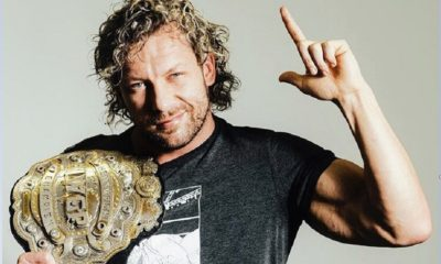 Kenny Omega confirms his departure from New Japan Pro-Wrestling