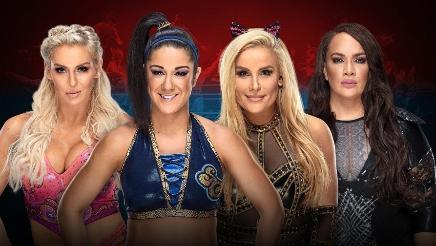 WWE Announces Nine Participants for Women's Royal Rumble match
