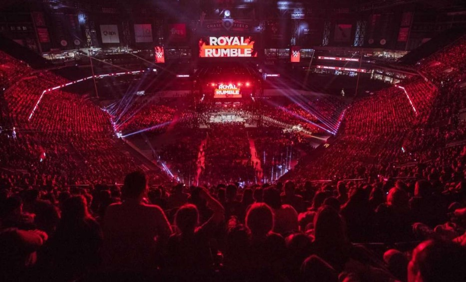 WWE Royal Rumble 2020' date and location revealed